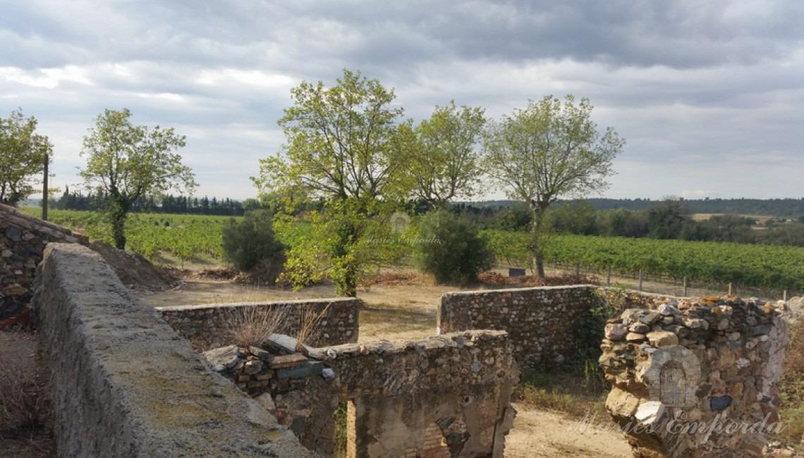 Vista de la terraza de la segunda planta