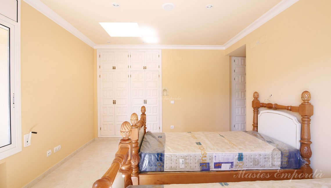 Una habitación doble