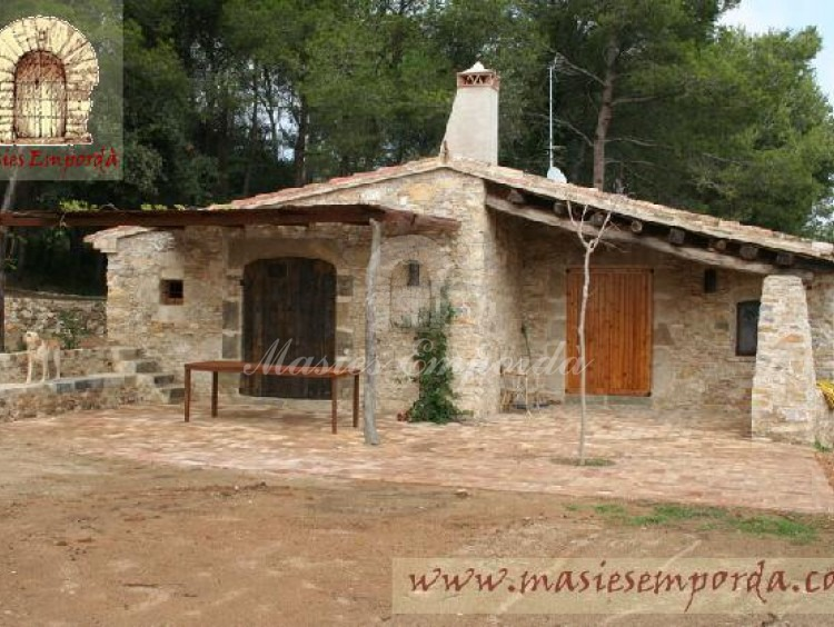 Casa de invitados de la propiedad