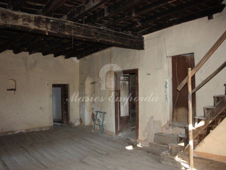 Salón de la casa