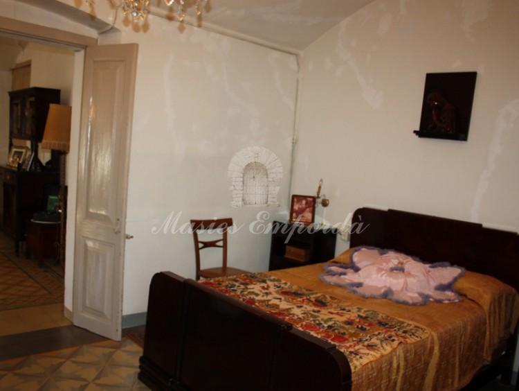 Una de la habitaciones doble de la segunda planta