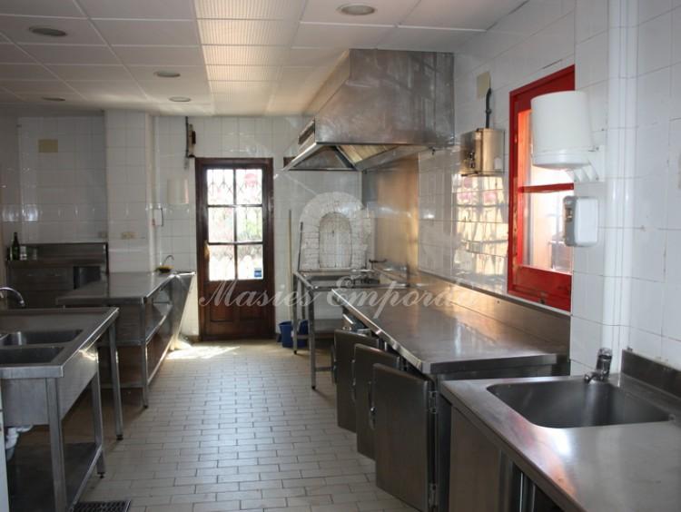Cocina del anexo