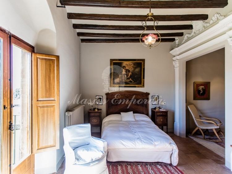Una de las habitaciones.