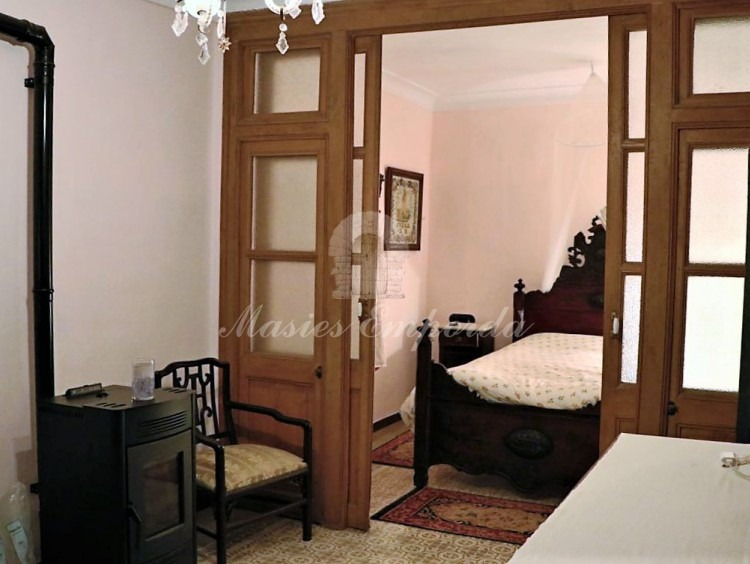 Una de las habitaciones