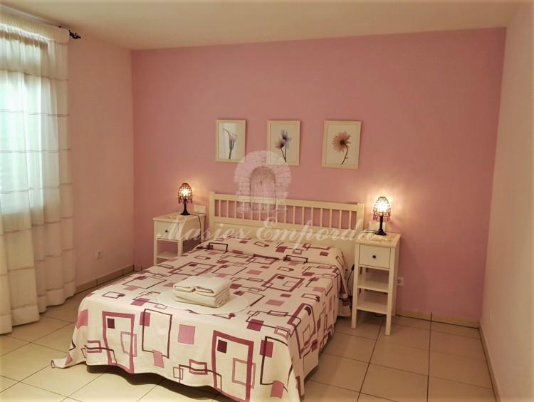 Una de la habitaciones
