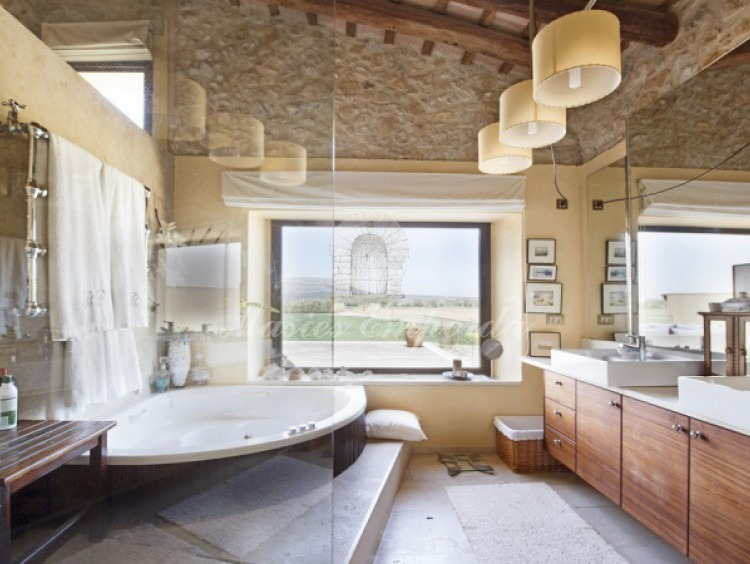 Baño de las suite